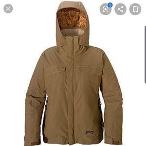 Iso patagonia rubicon jacket